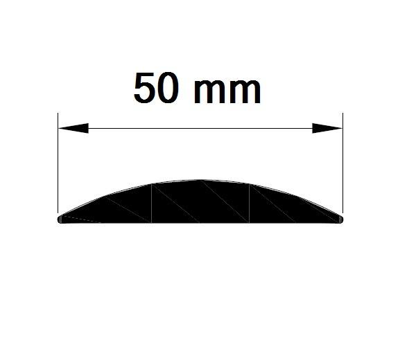 Uszczelka odbojowa 50 mm z klejem