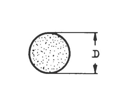 Profil gumowy epdm 6 mm
