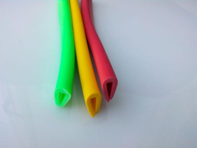 Kolorowe osłony krawędzi 3 mm czerwona żółta zielona